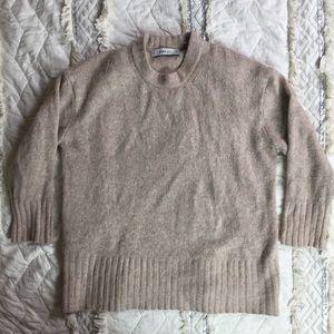 Sweaters - NWOT Zara Cozy Super Soft Sweater Tunic M